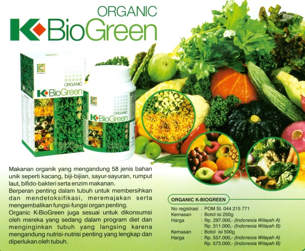 K-Link Bio Green