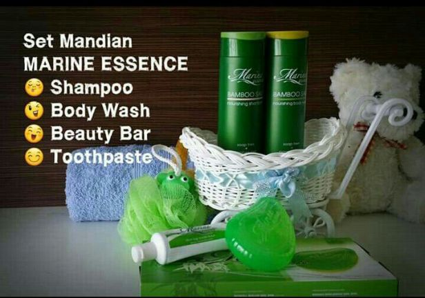 marine essence package
